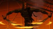 Deathstroke War 001