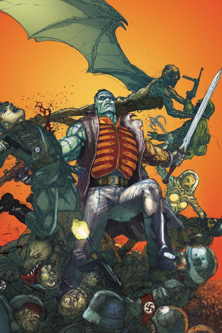 Frankenstein (Flashpoint Timeline)