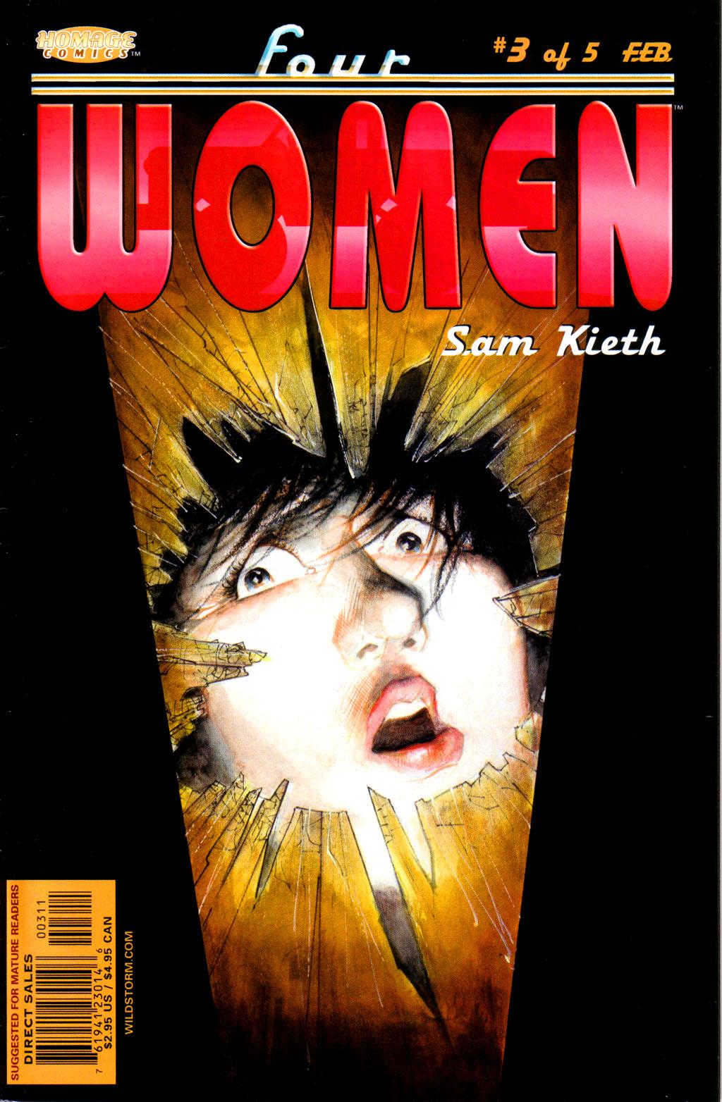 Four Women Vol 1 3