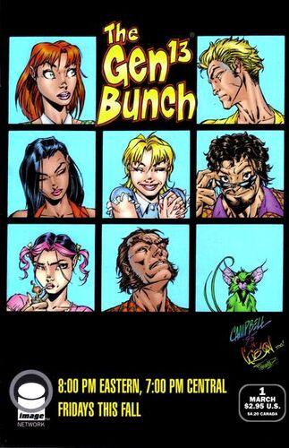 Brady Bunch Variant