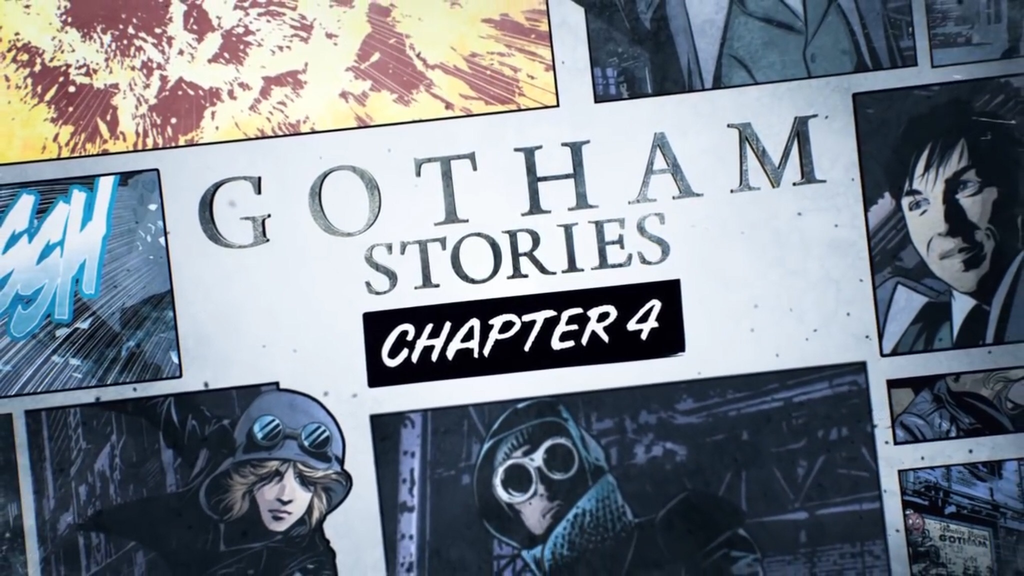 Gotham Stories (Webseries) Episode: Chapter 4