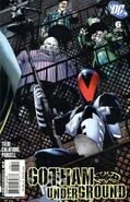 Gotham Underground 6