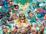 Justice League/Aquaman: Drowned Earth Vol 1 1