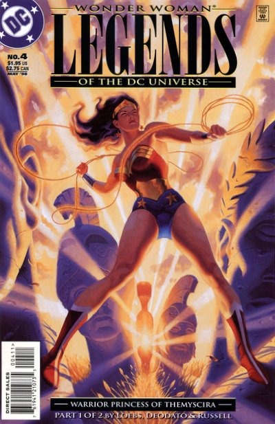 Legends of the DC Universe Vol 1 4