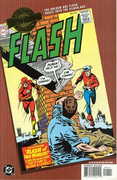 Millennium Edition: The Flash Vol 1 123