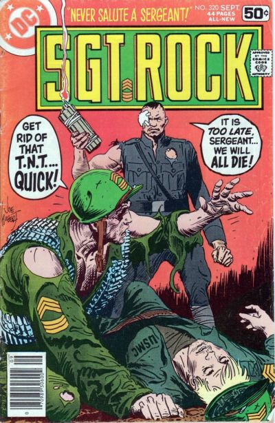 Sgt. Rock Vol 1 320