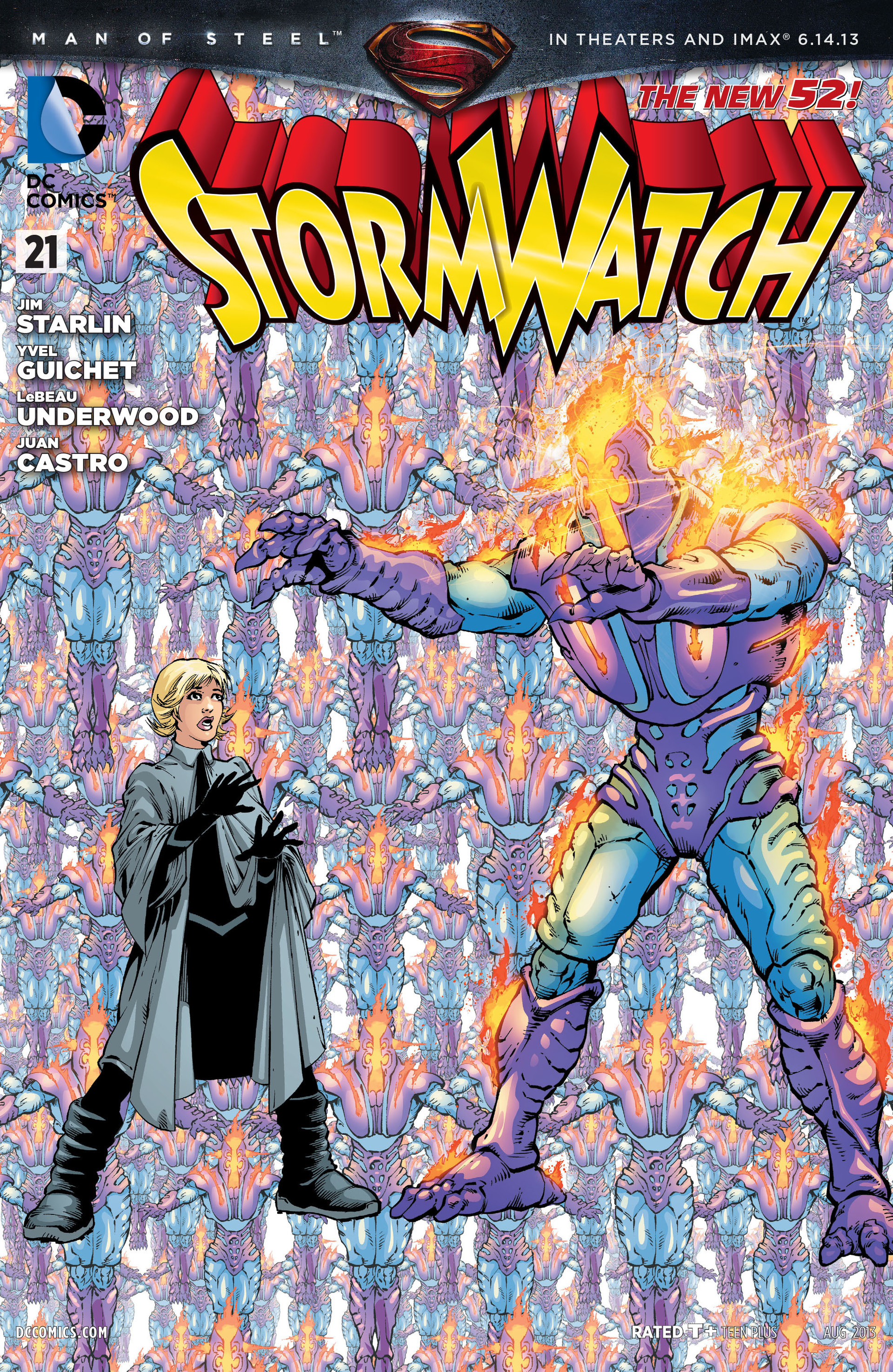 Stormwatch Vol 3 21