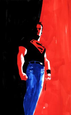 Superboy Vol 5 3 Textless Variant.png