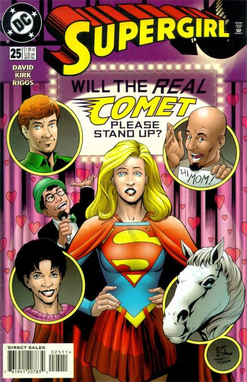 Supergirl Vol 4 25