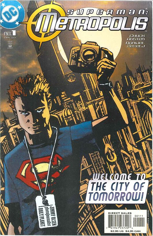 Superman: Metropolis Vol 1