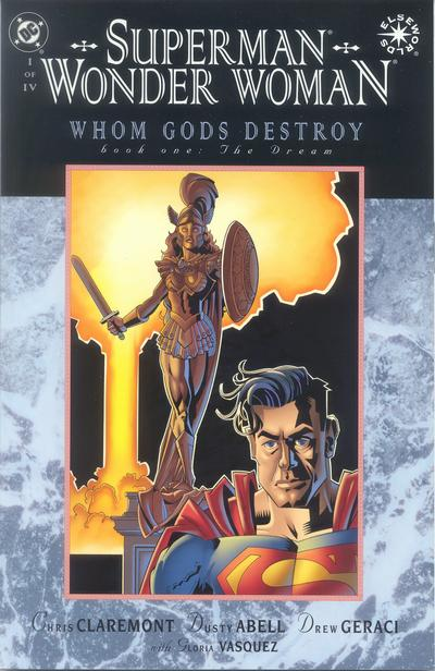 Superman/Wonder Woman: Whom Gods Destroy Vol 1 1