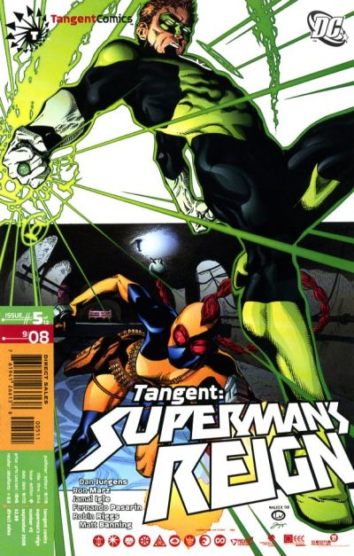 Tangent: Superman's Reign Vol 1 5