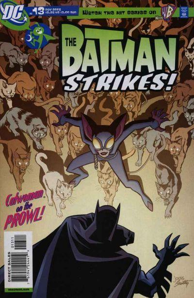 The Batman Strikes! Vol 1 13