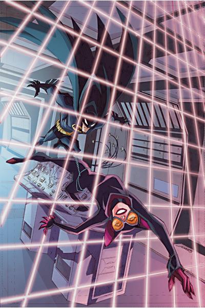 The Batman Strikes! Vol 1 27 Textless.jpg