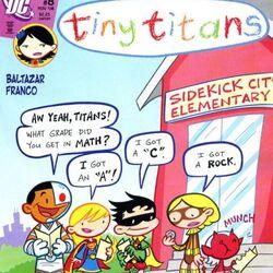 Tiny Titans Vol 1 8