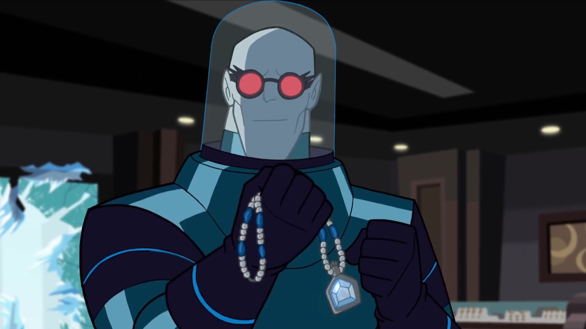 Victor Fries (Justice League Action)