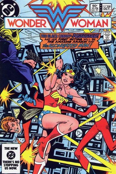 Wonder Woman Vol 1 308