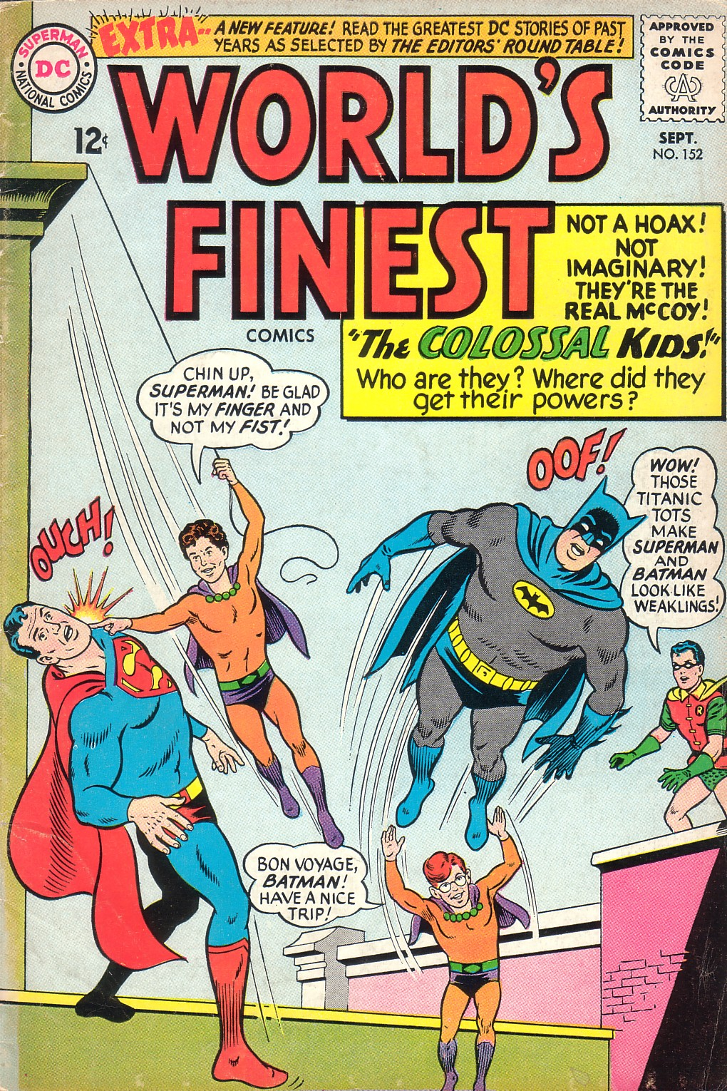 World's Finest Vol 1 152