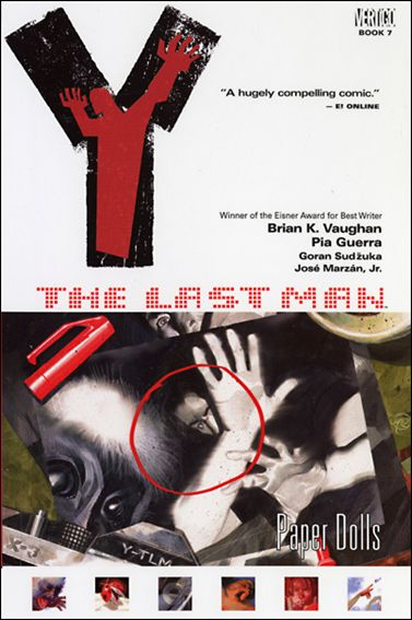 Y: The Last Man: Paper Dolls (Collected)
