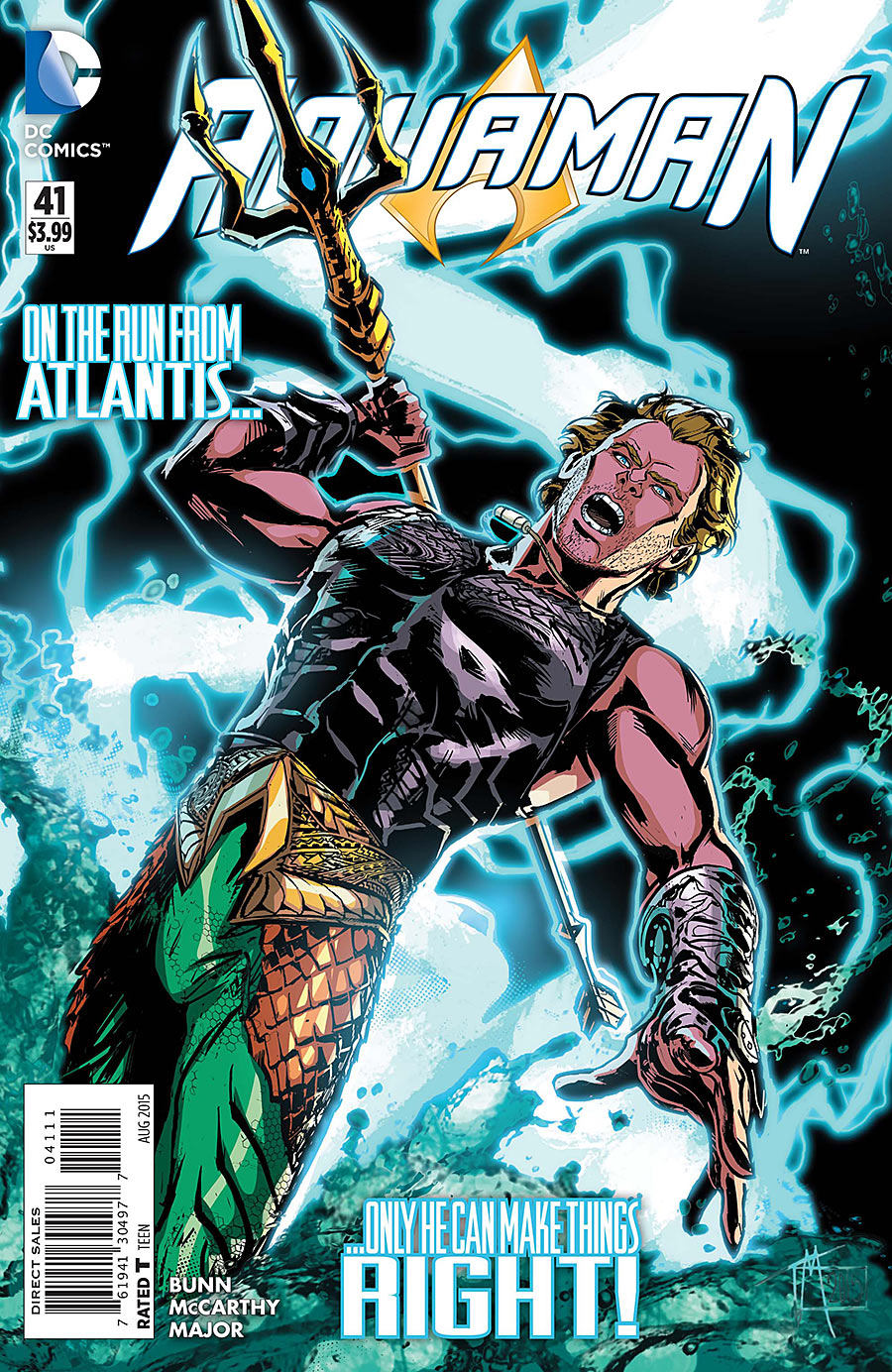 Aquaman Vol 7 41