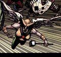 Bizarro Hawkgirl 001