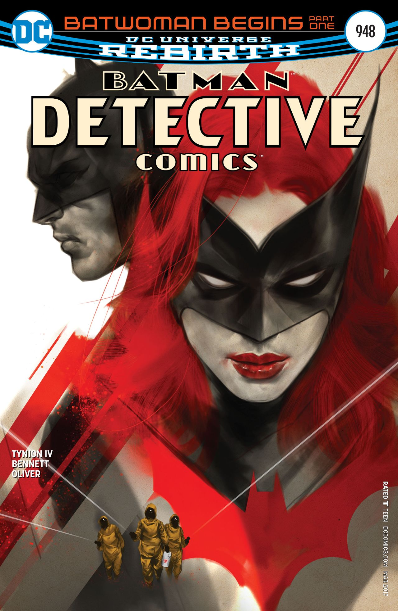 Detective Comics Vol 1 948