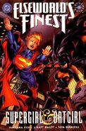 Elseworld's Finest - Supergirl and Batgirl