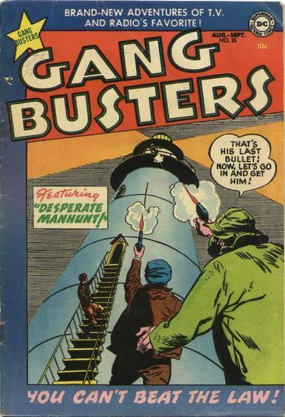 Gang Busters Vol 1 35