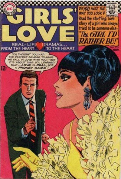 Girls' Love Stories Vol 1 123