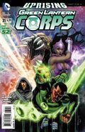 Green Lantern Corps Vol 3 31