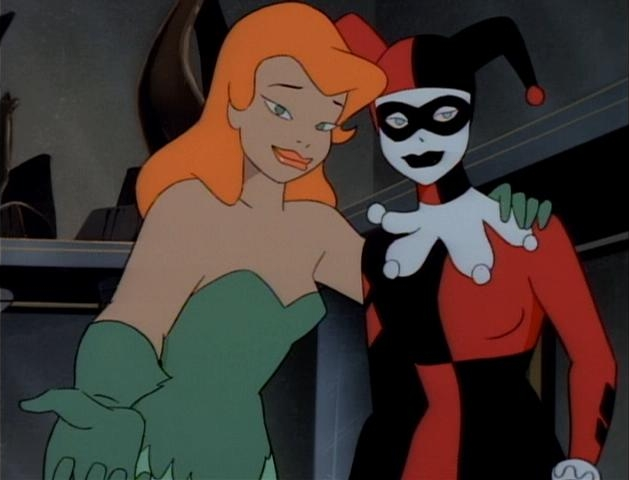 Batman (1992 TV Series) Episode: Harley and Ivy