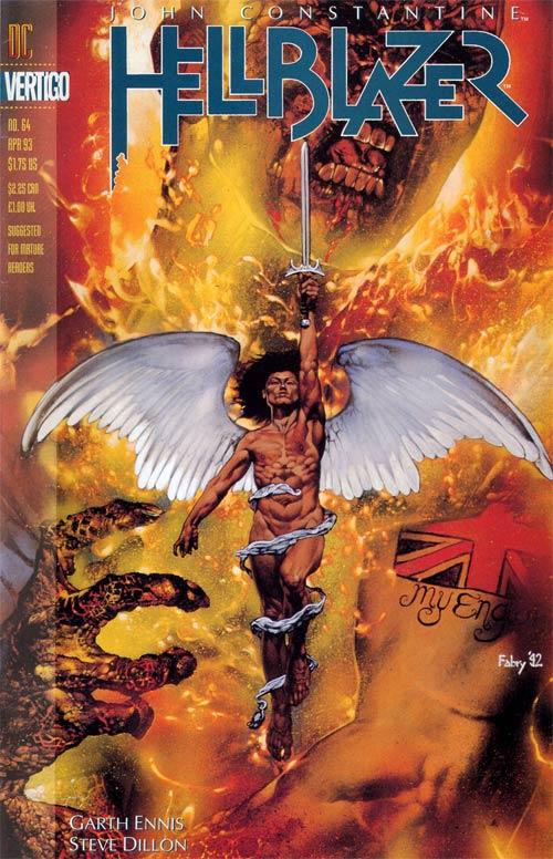 Hellblazer Vol 1 64
