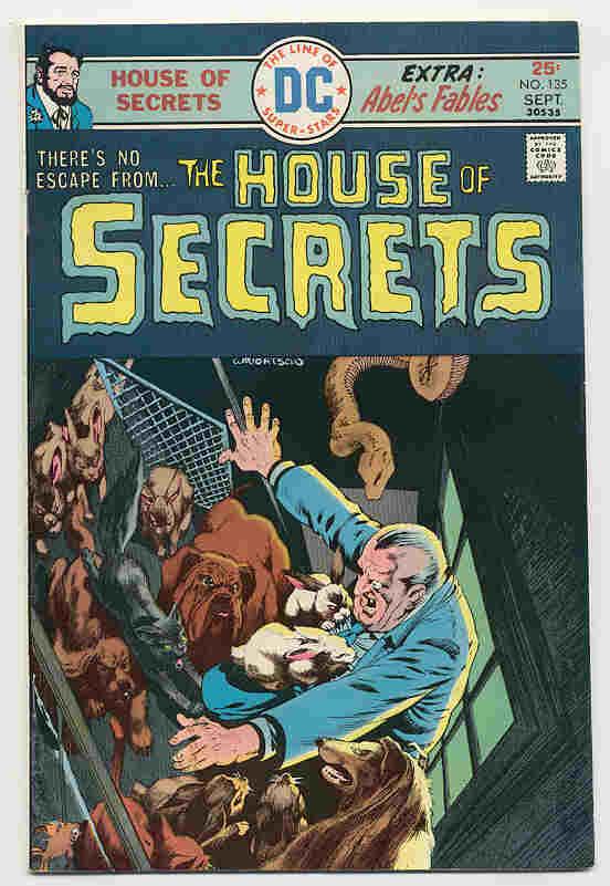 House of Secrets Vol 1 135