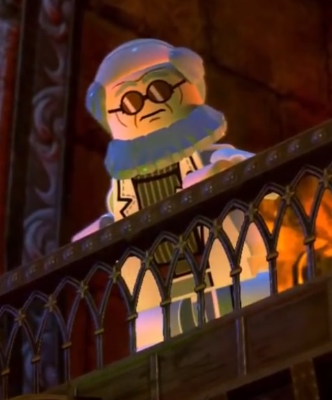 Hugo Strange (Lego Batman)