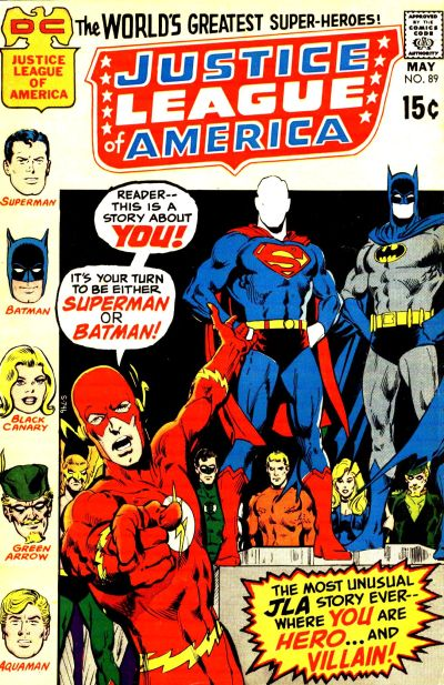 Justice League of America Vol 1 89