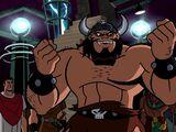 Batman: The Brave and the Bold (TV Series) Episode: Menace of Conqueror Caveman!