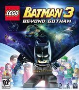 LEGO Batman Beyond Gotham Cover