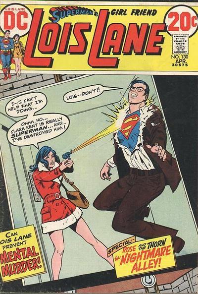 Superman's Girl Friend, Lois Lane Vol 1 130