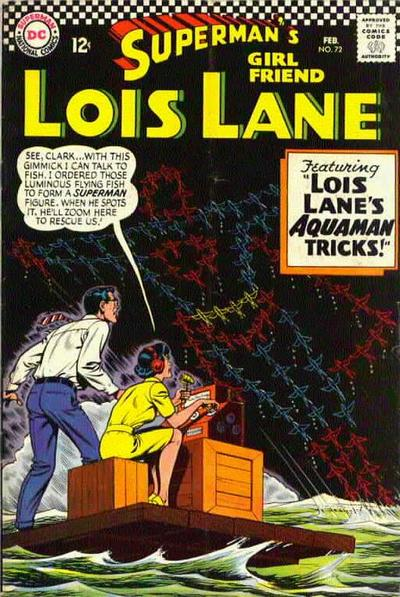 Superman's Girl Friend, Lois Lane Vol 1 72