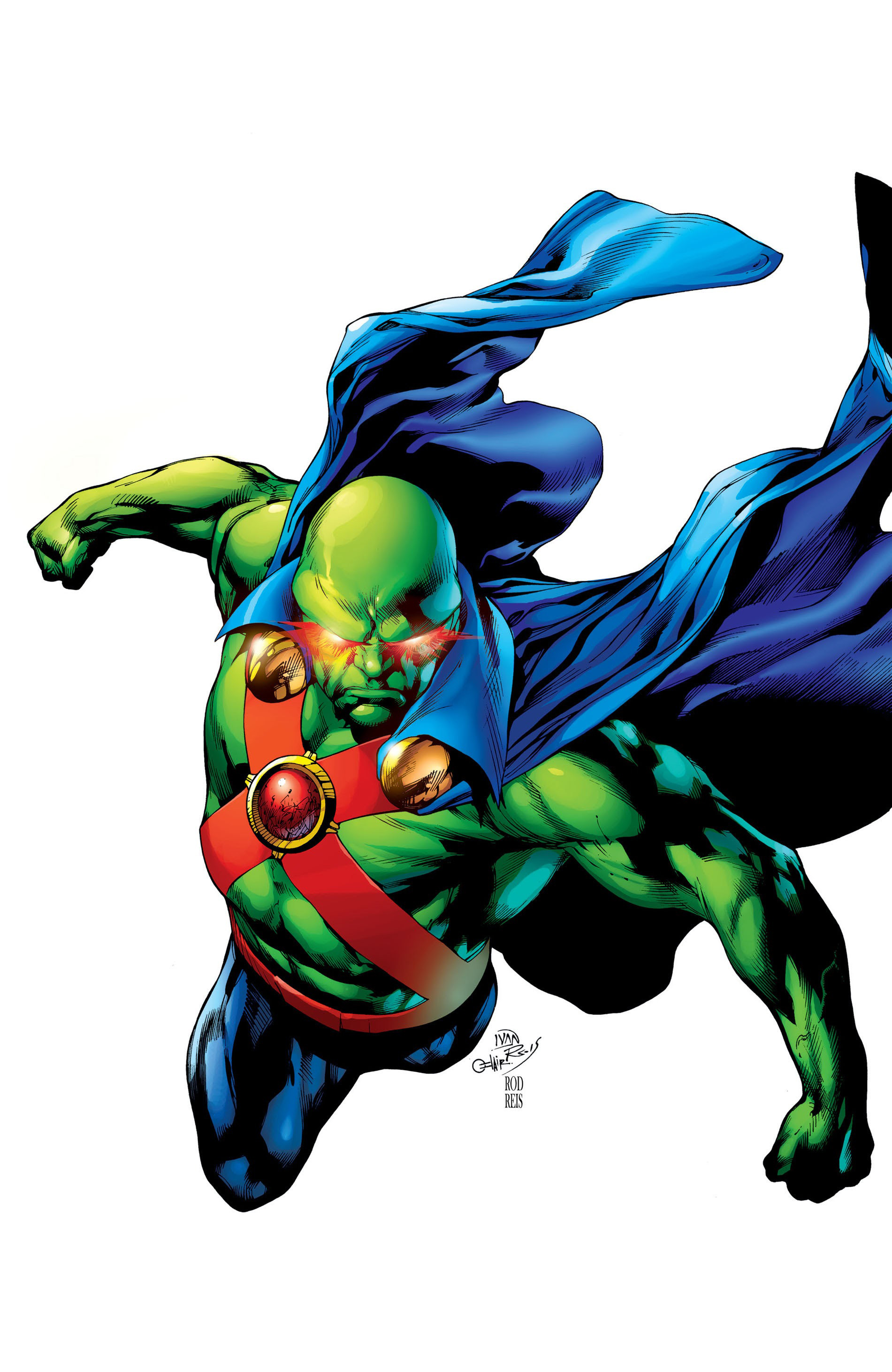 J'onn J'onzz (New Earth)