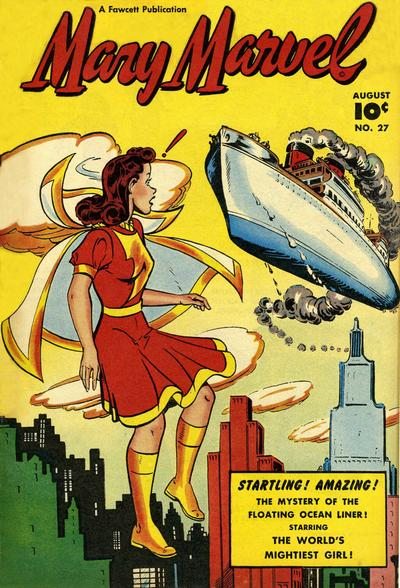 Mary Marvel Vol 1 27