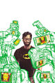 Mister Miracle Vol 4 3 Textless Mitch Gerads Variant