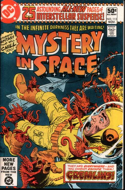 Mystery in Space Vol 1 113