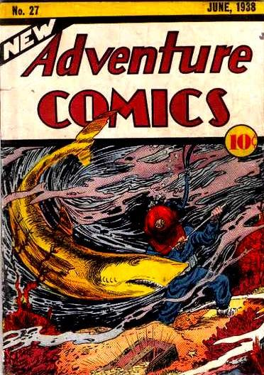 New Adventure Comics Vol 1 27