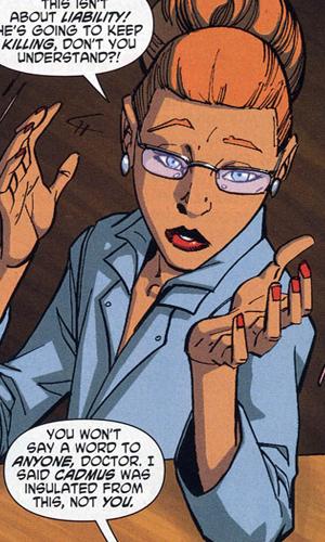 Nora Elliot (Hush Beyond)