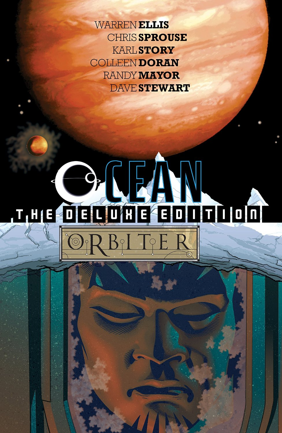 Ocean/Orbiter: Deluxe Edition (Collected)