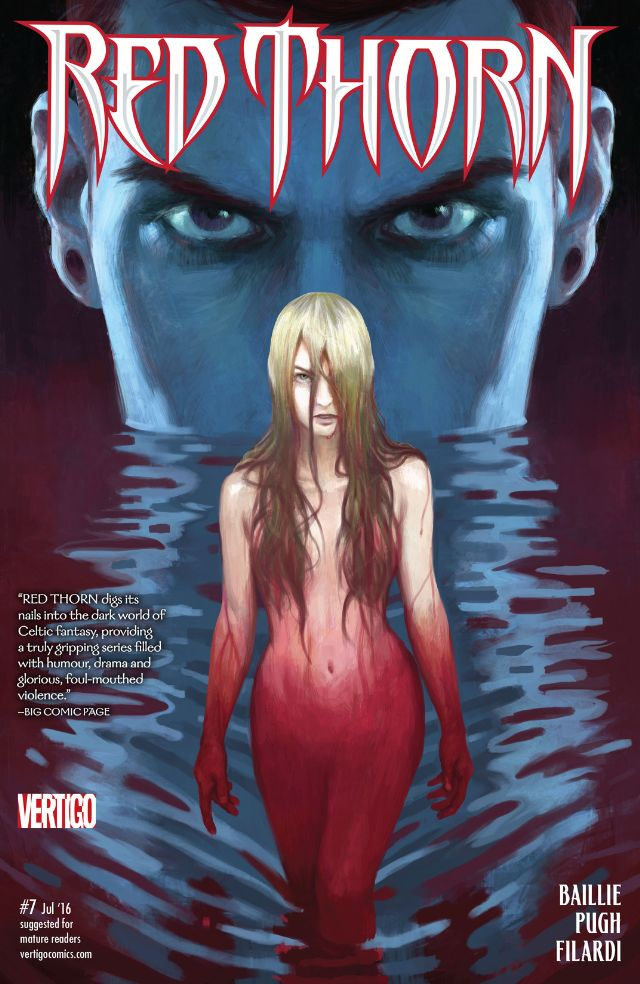 Red Thorn Vol 1 7