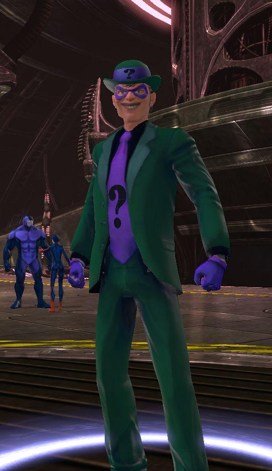Edward Nigma (DC Universe Online)