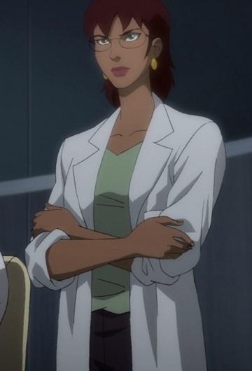 Sarah Charles (DC Animated Movie Universe)