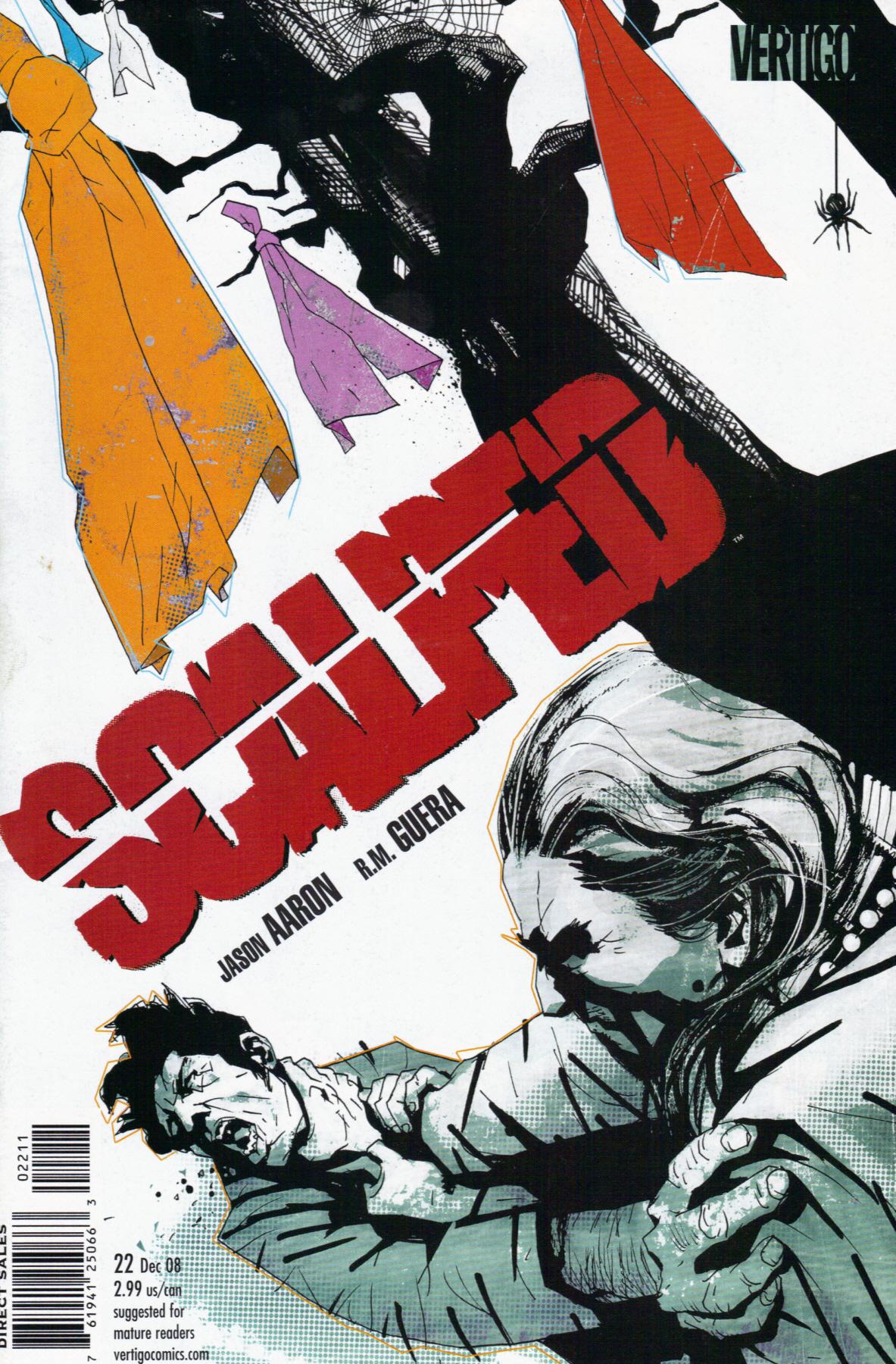 Scalped Vol 1 22
